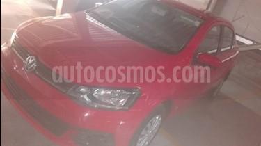 Foto venta Auto usado Volkswagen Gol Trendline Ac (2018) color Rojo Flash precio $169,000