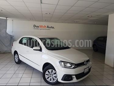 Foto venta Auto usado Volkswagen Gol Trendline Ac (2018) color Blanco Cristal precio $179,900