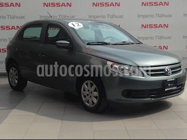 Foto venta Auto Seminuevo Volkswagen Gol Trendline Ac (2012) color Gris Urano precio $90,000