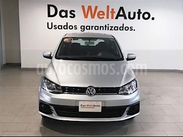 Foto venta Auto usado Volkswagen Gol Trendline Ac (2018) color Plata precio $175,000