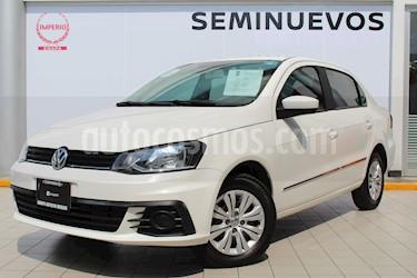 Volkswagen Gol Trendline Ac usado (2018) color Blanco precio $178,000