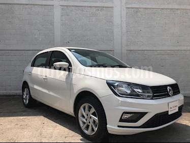 Foto Volkswagen Gol Trendline I-Motion (2019.5 Edicion Aniv.) Aut usado (2019) color Blanco Candy precio $223,000