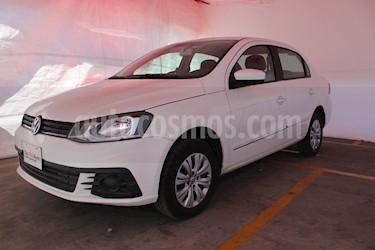Foto venta Auto usado Volkswagen Gol Trendline I-Motion (2019.5 Edicion Aniv.) Aut (2018) color Blanco precio $185,000