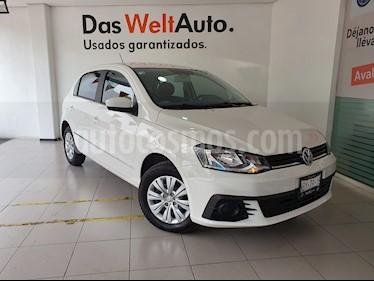Foto venta Auto usado Volkswagen Gol Trendline I-Motion Aut (2018) color Blanco precio $178,900