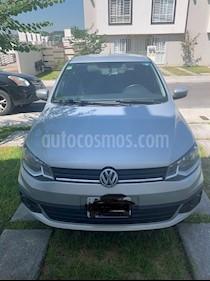 Foto Volkswagen Gol Trendline I-Motion Aut usado (2017) color Plata precio $140,000