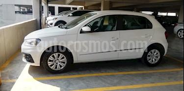 Foto venta Auto usado Volkswagen Gol Trendline Seguridad (2017) color Blanco precio $120,000