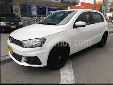 Foto venta Carro usado Volkswagen Gol Trendline (2017) color Blanco Cristal precio $31.400.000