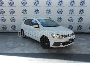 Foto venta Auto Seminuevo Volkswagen Gol Trendline (2017) color Blanco Candy precio $159,000