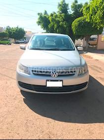 Foto venta Auto usado Volkswagen Gol Trendline (2011) color Plata precio $89,500