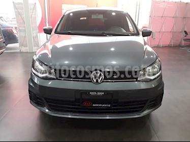 Foto venta Auto Seminuevo Volkswagen Gol Trendline (2018) color Gris Oscuro precio $174,000