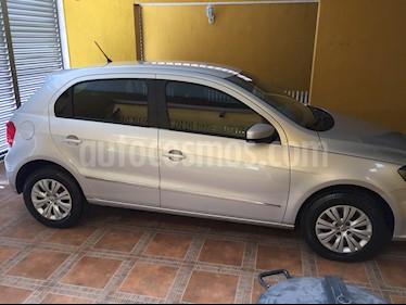 Foto Volkswagen Gol Trendline usado (2017) color Plata precio $159,000