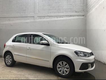 foto Volkswagen Gol Trendline usado (2018) color Blanco Candy precio $185,500
