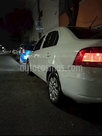 Volkswagen Gol Trendline usado (2009) color Blanco Cristal precio $57,000
