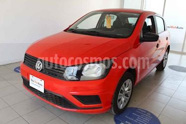 Volkswagen Gol Trendline usado (2019) color Negro precio $180,000