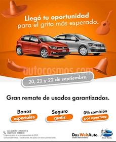 Foto venta Auto usado Volkswagen Gol Trendline (2018) color Plata precio $189,999