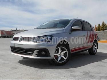 Foto venta Auto usado Volkswagen Gol Trendline (2014) color Plata precio $180,000