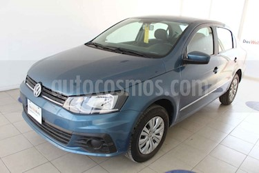 Foto Volkswagen Gol Trendline usado (2018) color Azul precio $180,000
