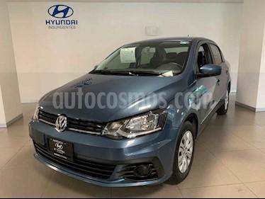 Foto Volkswagen Gol Trendline usado (2018) color Azul precio $147,000