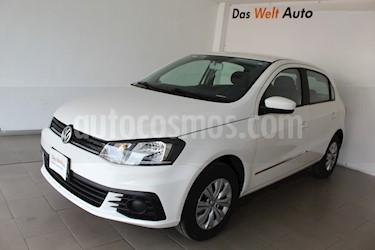 Foto venta Auto usado Volkswagen Gol Trendline (2018) color Blanco Candy precio $180,000