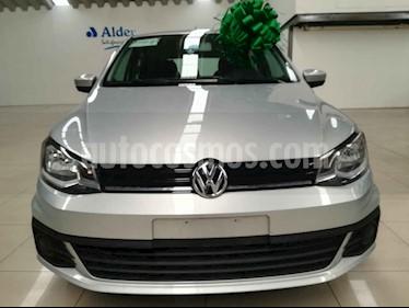 Foto venta Auto usado Volkswagen Gol Trendline (2018) color Plata precio $168,000