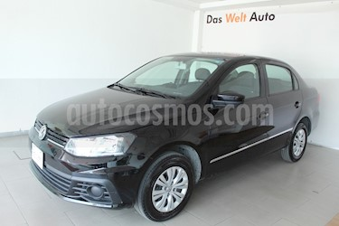Foto venta Auto usado Volkswagen Gol Trendline (2018) color Negro precio $190,000