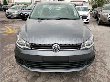 foto Volkswagen Gol Trendline usado (2018) color Gris precio $168,000