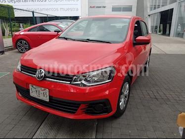Foto venta Auto usado Volkswagen Gol Trendline (2017) color Rojo Flash precio $152,000