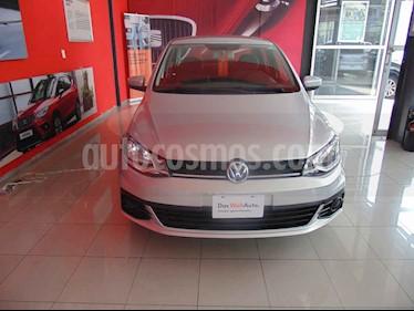 Foto venta Auto usado Volkswagen Gol Trendline (2018) color Plata precio $175,500