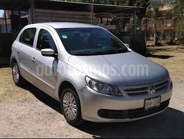 Foto Volkswagen Gol Trendline usado (2011) color Plata precio $76,000