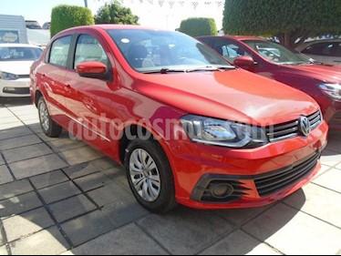Foto Volkswagen Gol Trendline usado (2017) color Rojo precio $145,000