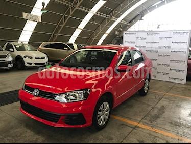 Foto venta Auto Seminuevo Volkswagen Gol Trendline (2018) color Rojo Flash precio $177,000
