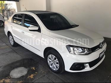 Foto venta Auto Seminuevo Volkswagen Gol Trendline (2018) color Blanco Candy precio $185,000