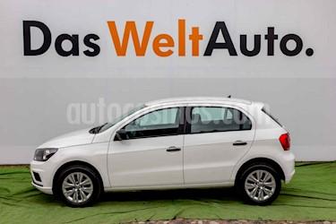 Foto Volkswagen Gol Trendline usado (2019) color Blanco precio $193,000