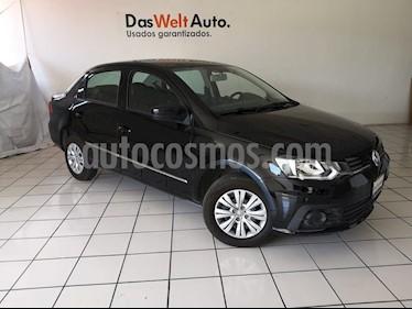 Foto venta Auto usado Volkswagen Gol Trendline (2018) color Negro precio $189,900
