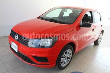foto Volkswagen Gol Trendline usado (2019) color Rojo precio $225,000