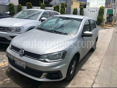 Foto Volkswagen Gol Trendline usado (2017) color Plata precio $156,990