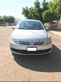 Foto venta Auto usado Volkswagen Gol Trendline (2011) color Plata precio $83,500