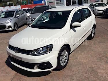 Foto venta Auto usado Volkswagen Gol Trendline (2017) color Blanco precio $149,000