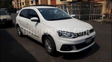 Foto Volkswagen Gol Trendline usado (2018) color Blanco precio $160,000