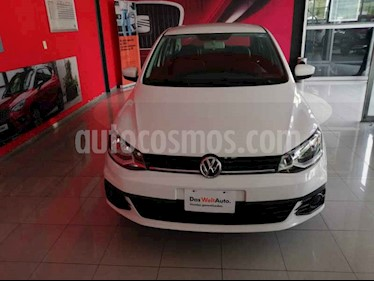 foto Volkswagen Gol Trendline usado (2018) color Blanco precio $144,565