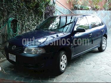 Volkswagen Gol Comfortline 1.8L usado (2005) color Azul precio u$s4.000