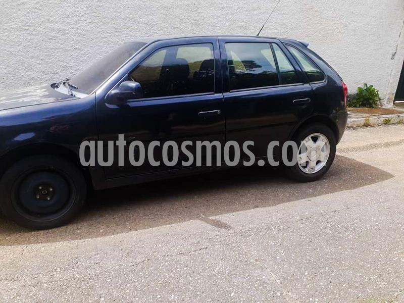 Volkswagen Gol 5 Ptas. Basic usado (2007) color Negro precio u$s2.000