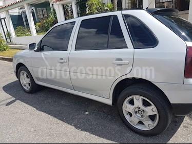 Volkswagen Gol 5 Ptas. Comfort usado (2007) color Plata precio u$s200