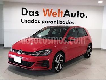 Foto venta Auto usado Volkswagen Golf GTI 2.0T DSG Navegacion Piel (2018) color Rojo Tornado precio $468,000