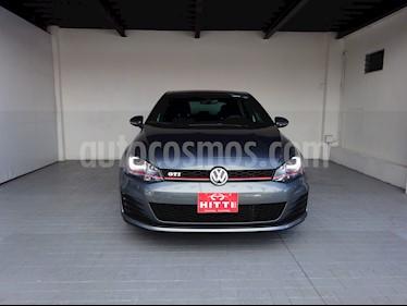 Foto venta Auto usado Volkswagen Golf GTI 2.0T DSG Navegacion Piel (2017) color Gris Carbono precio $369,000