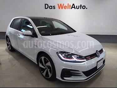 Foto venta Auto usado Volkswagen Golf GTI 2.0T DSG Piel (2018) color Blanco precio $490,000
