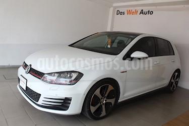 Foto venta Auto usado Volkswagen Golf GTI 2.0T DSG Piel (2015) color Blanco precio $305,000