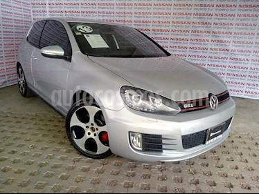 Foto venta Auto usado Volkswagen Golf GTI 2.0T DSG Piel (2013) color Plata precio $265,000