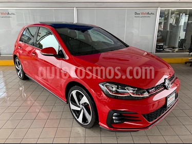Foto Volkswagen Golf GTI 2.0T DSG Piel usado (2019) color Rojo Tornado precio $504,900