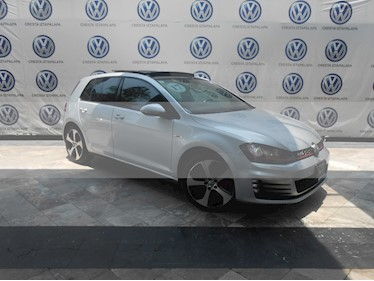 Foto venta Auto usado Volkswagen Golf GTI 2.0T DSG Piel (2018) color Plata Reflex precio $389,000